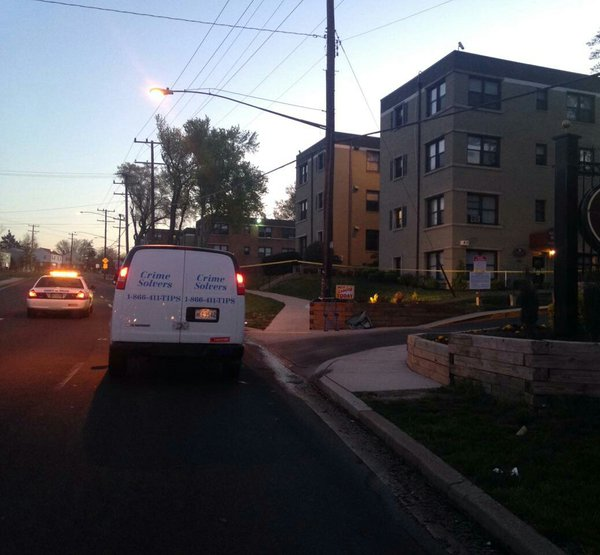 Police: One dead in Chillum double shooting