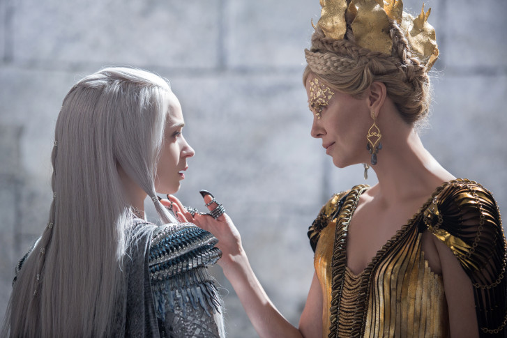 Plagued by Platitudes, 'The Huntsman: Winter's War' Misses the Mark