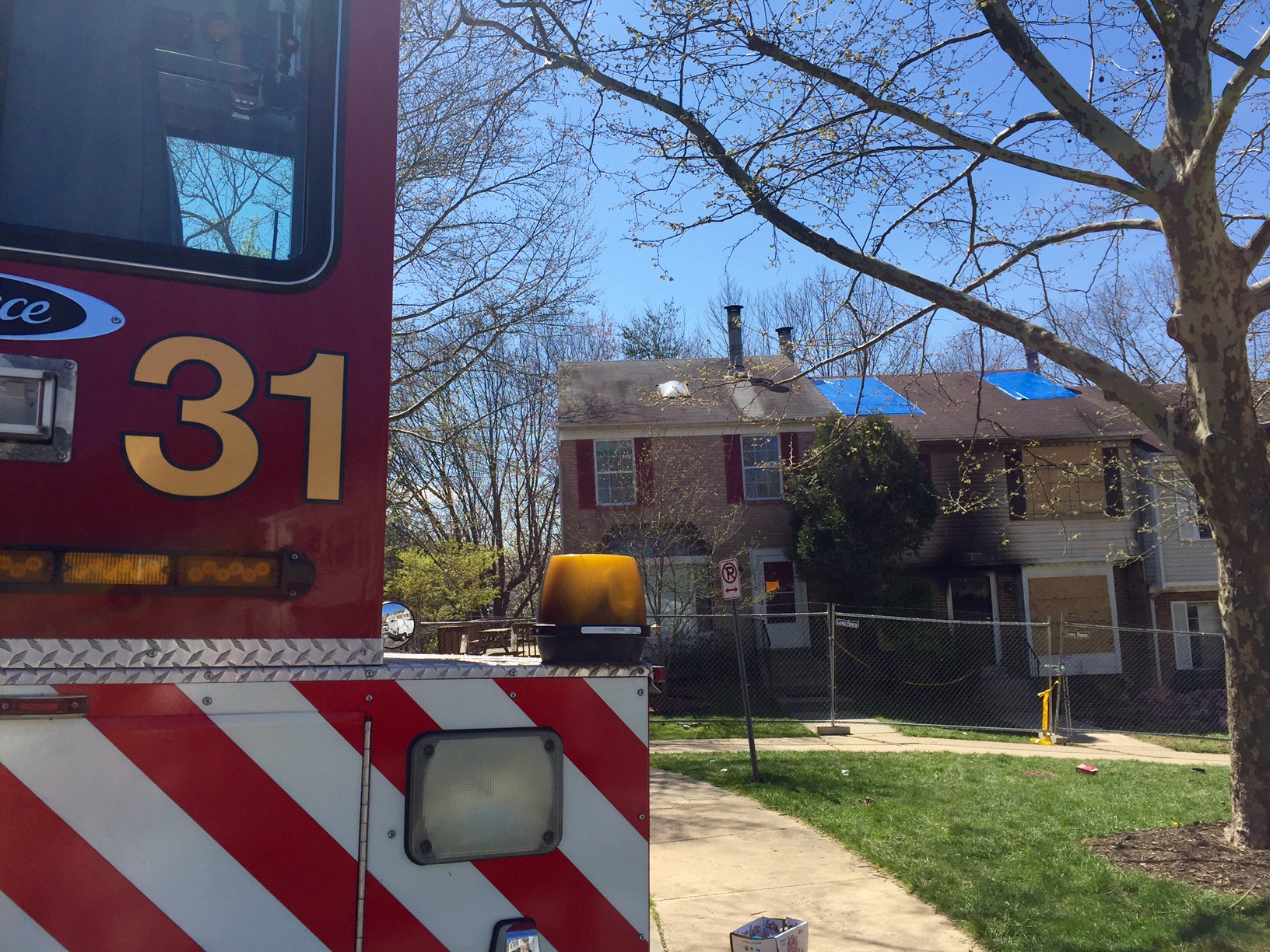 Md. man's death in Gaithersburg house fire investigated as homicide