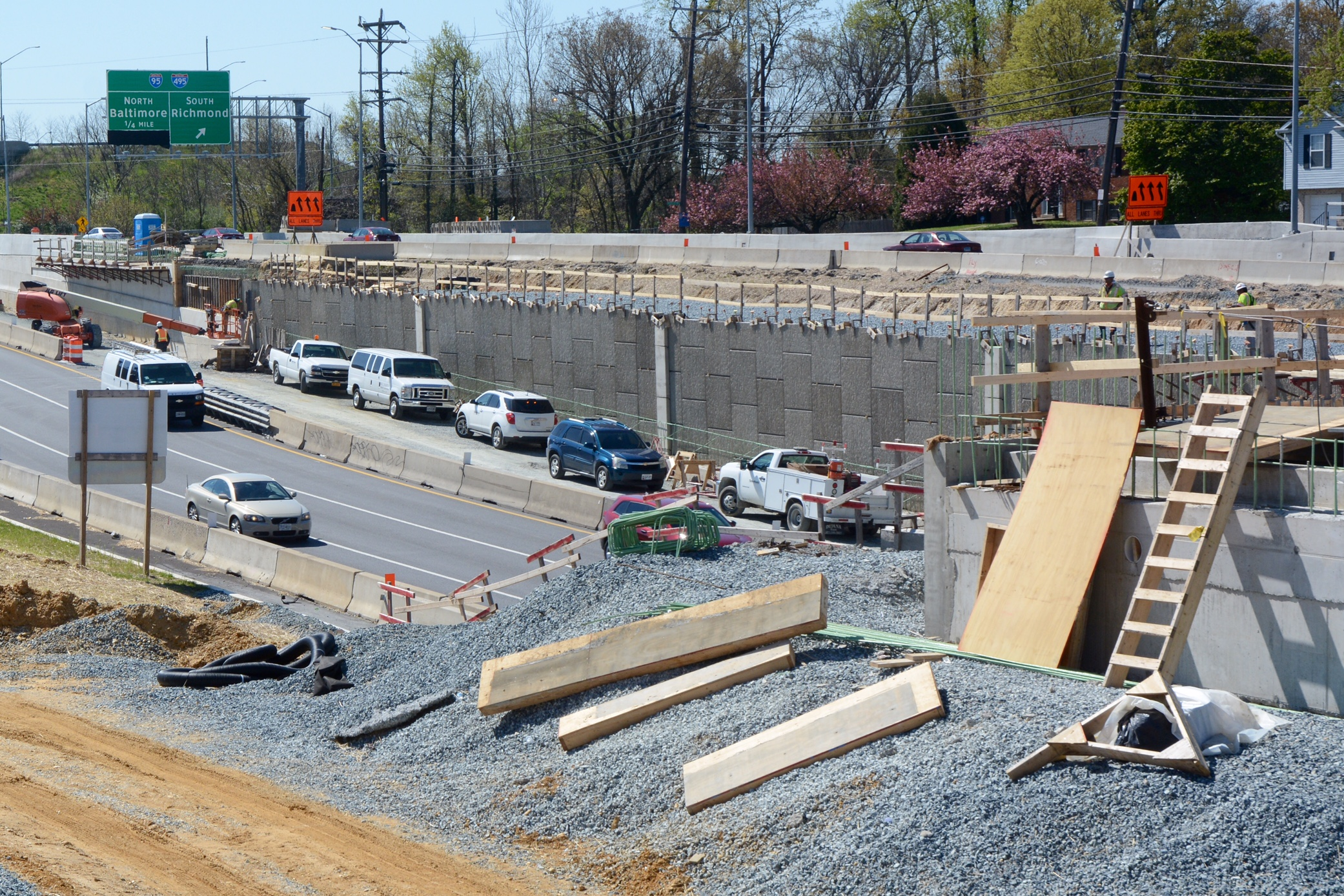 Route 5 upgrades to improve commute to Md. Metro station