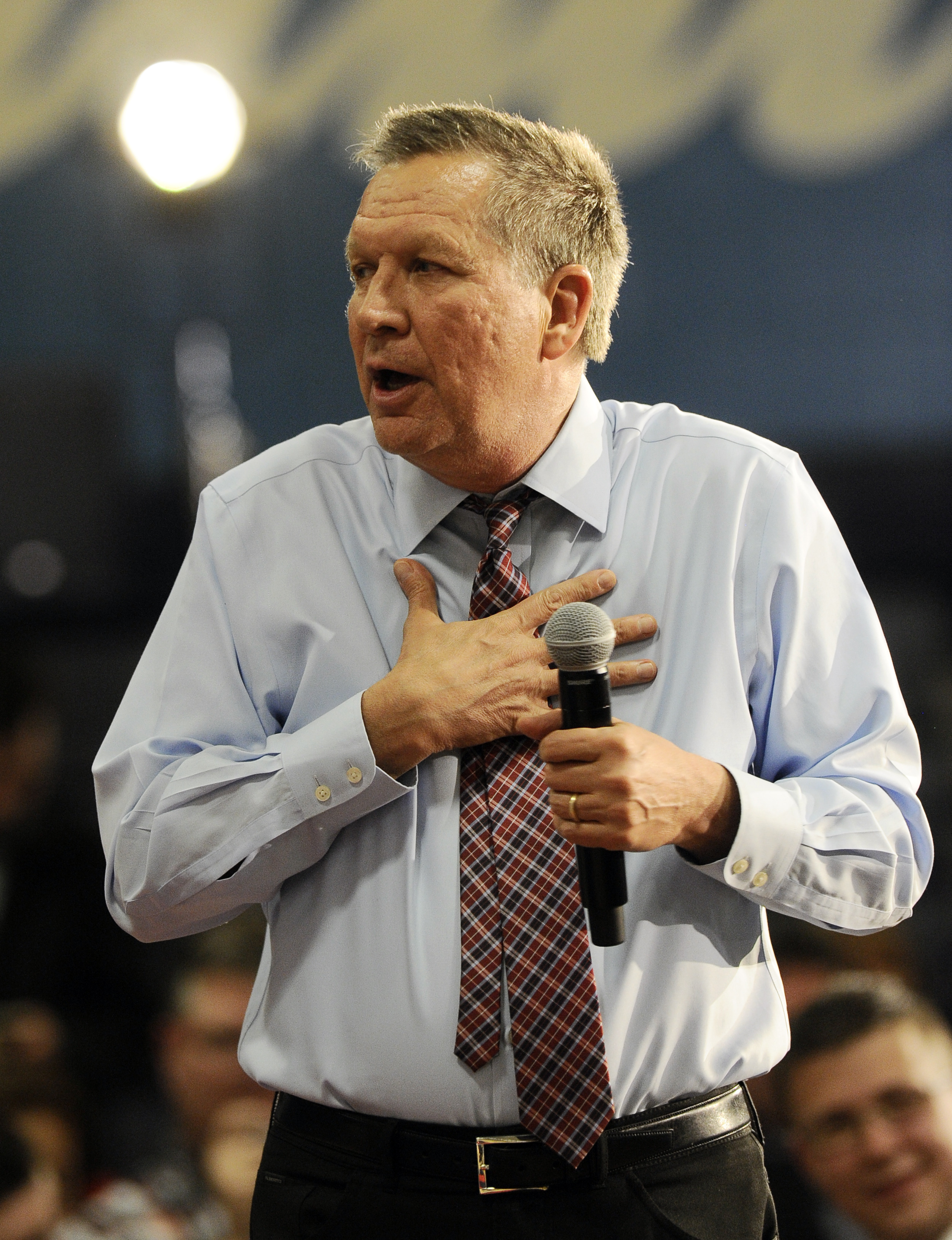 Kasich ask 'What the Hell?' on refusing service to LGBT customers