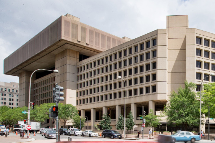 The FBI headquarters will stay in Washington after all