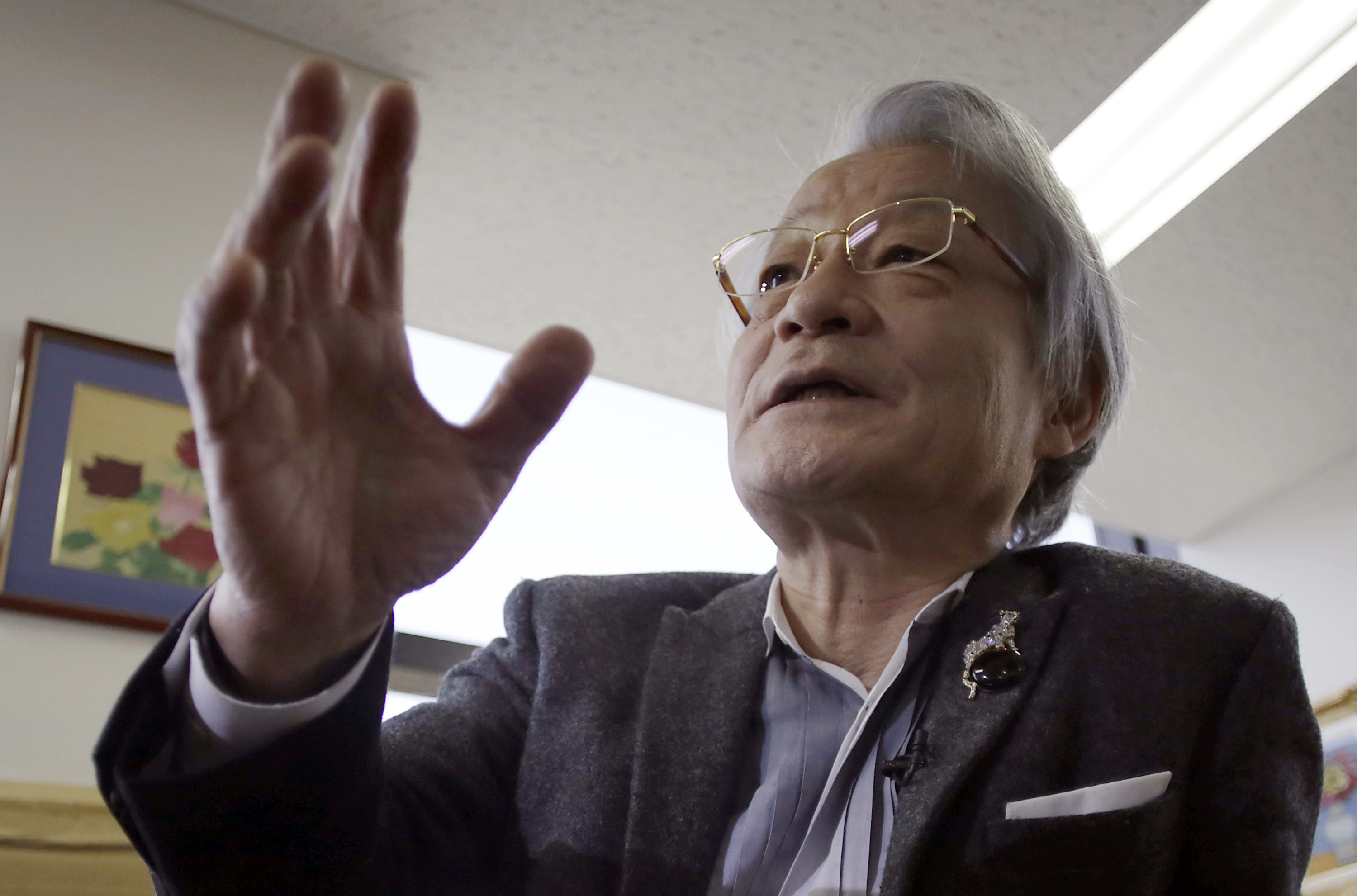 ap interview japan lawyer wants no nukes after fukushima wtop - Lawyer Interview Questions And Answers