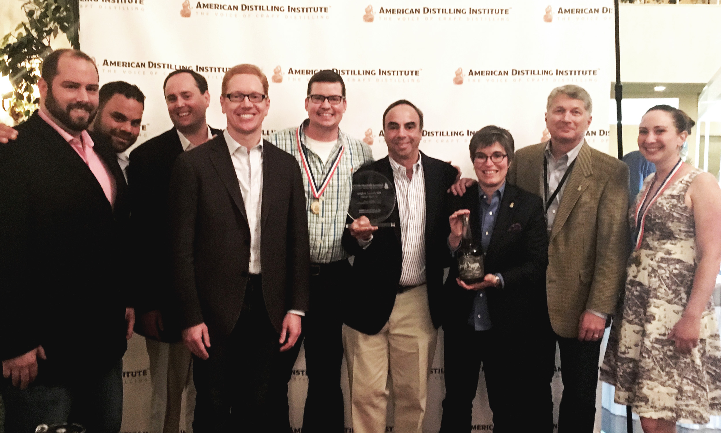 2 D.C. distillers win awards at national competition