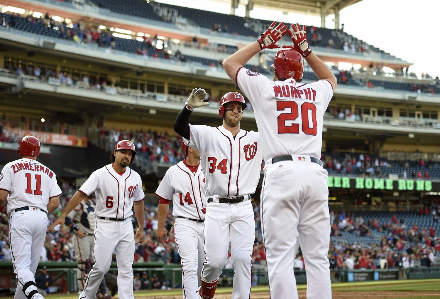 What does Nats' hot start say about the team?