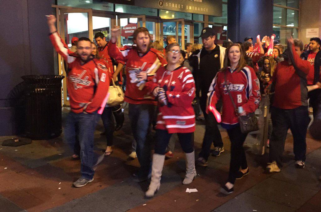 Photos: Washington Caps' pursuit of the 2016 Stanley Cup