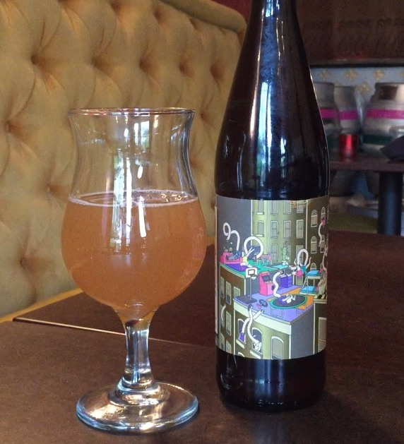 WTOP's Brennan Haselton is joined by Neighborhood Restaurant Group Beer Director and Food and Wine Sommelier of the Year Greg Engert to talk about Prairie Artisan Ales Funky Gold Simcoe for the latest edition of WTOP's Beer of the Week.