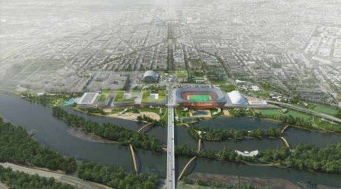 District leaders reveal concepts for future of RFK Stadium site