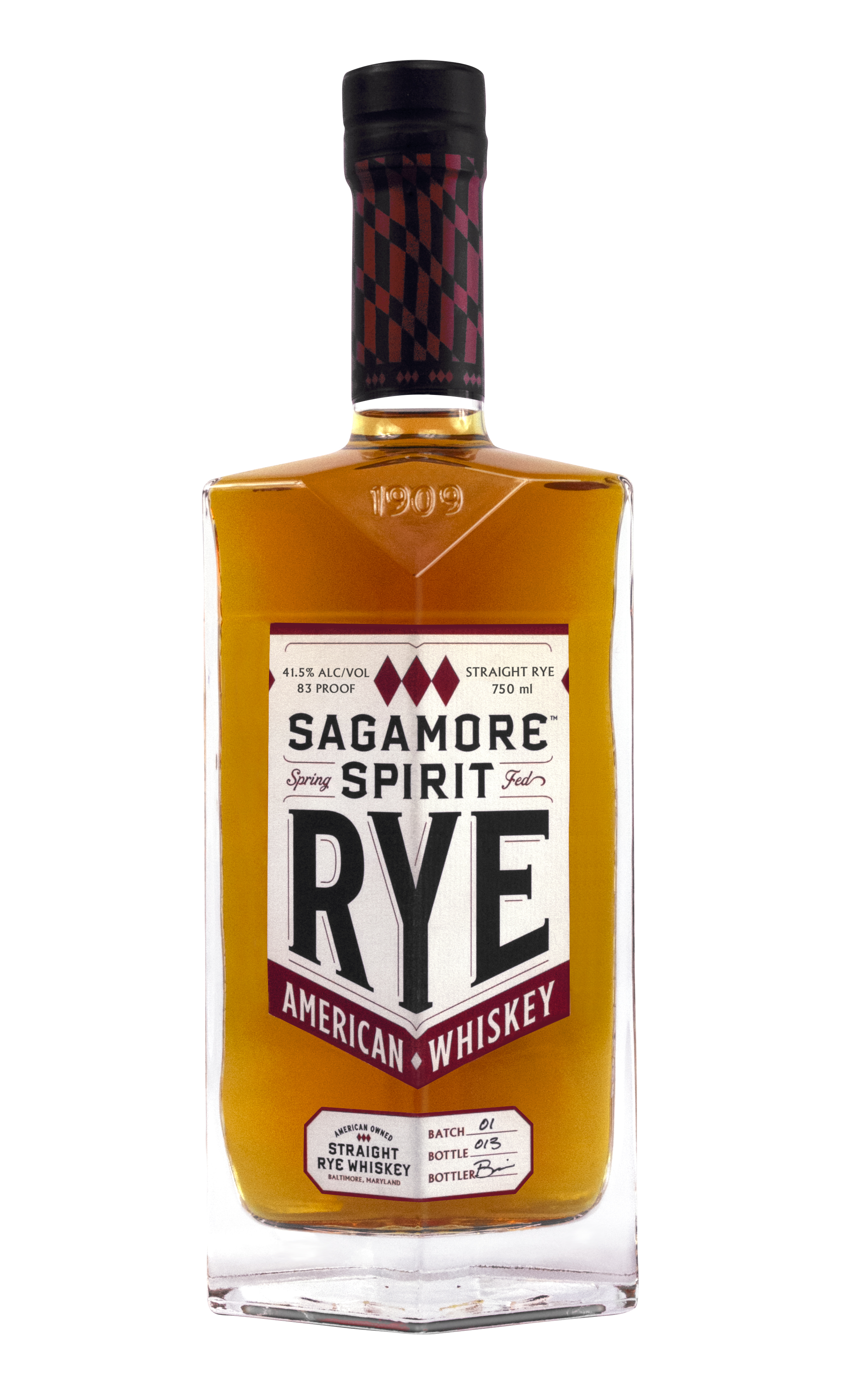 Sagamore Spirit Rye Whiskey makes its debut