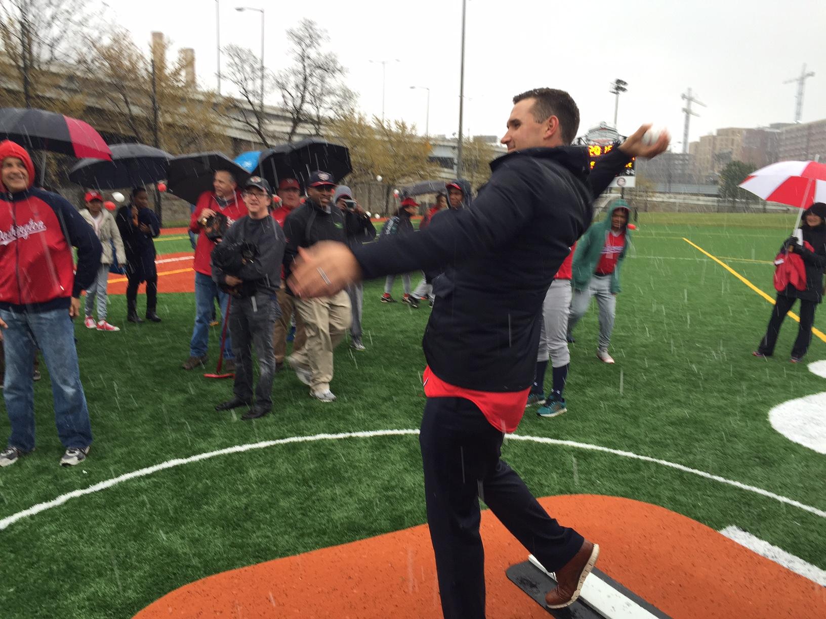 Photos: Ryan Zimmerman Field opens in D.C.