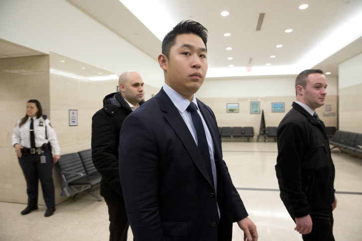 Ex-Officer Peter Liang Gets Community Service for Killing Unarmed Man