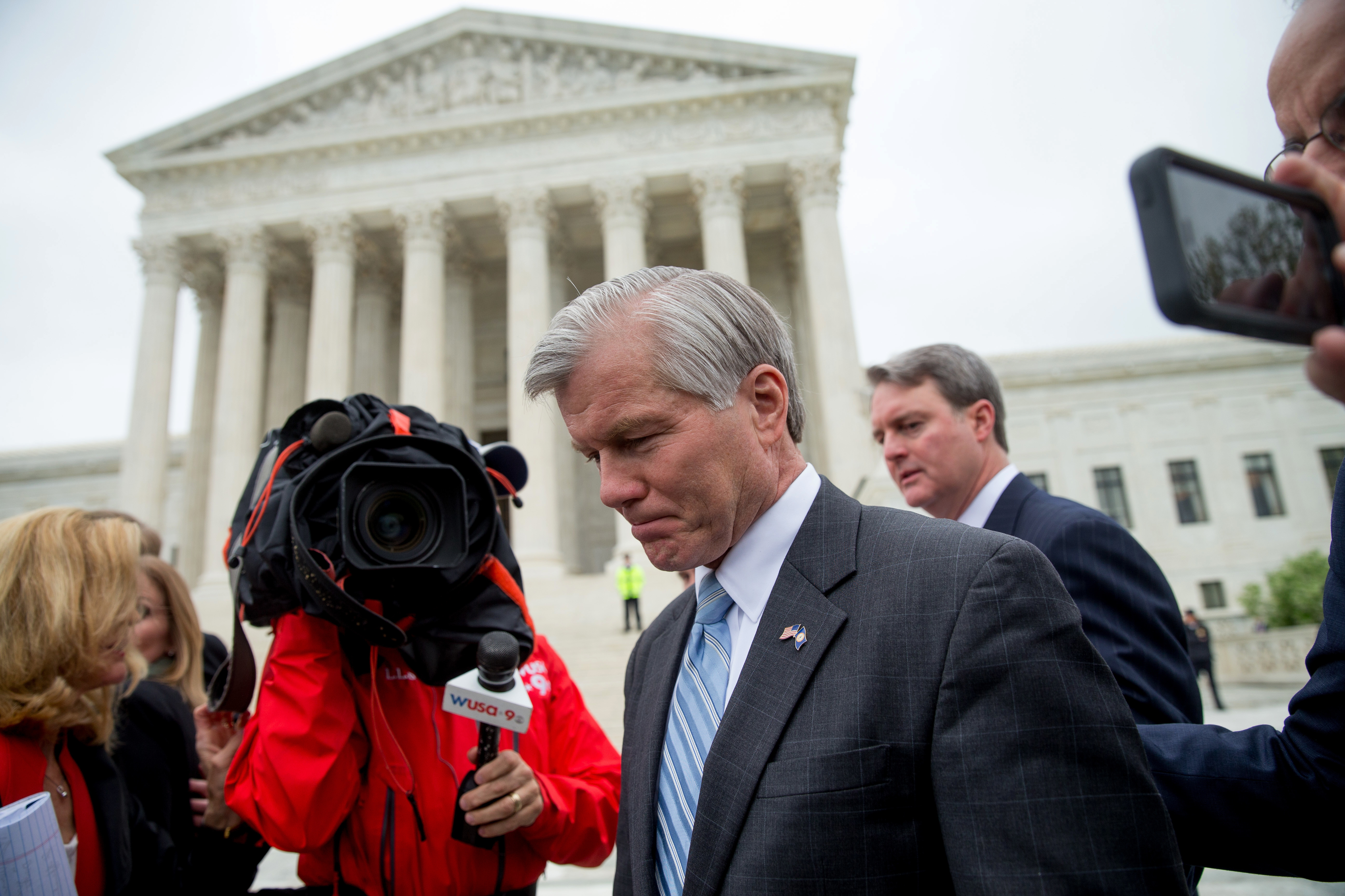 Possible outcomes for ex-governor McDonnell after trip to Supreme Court