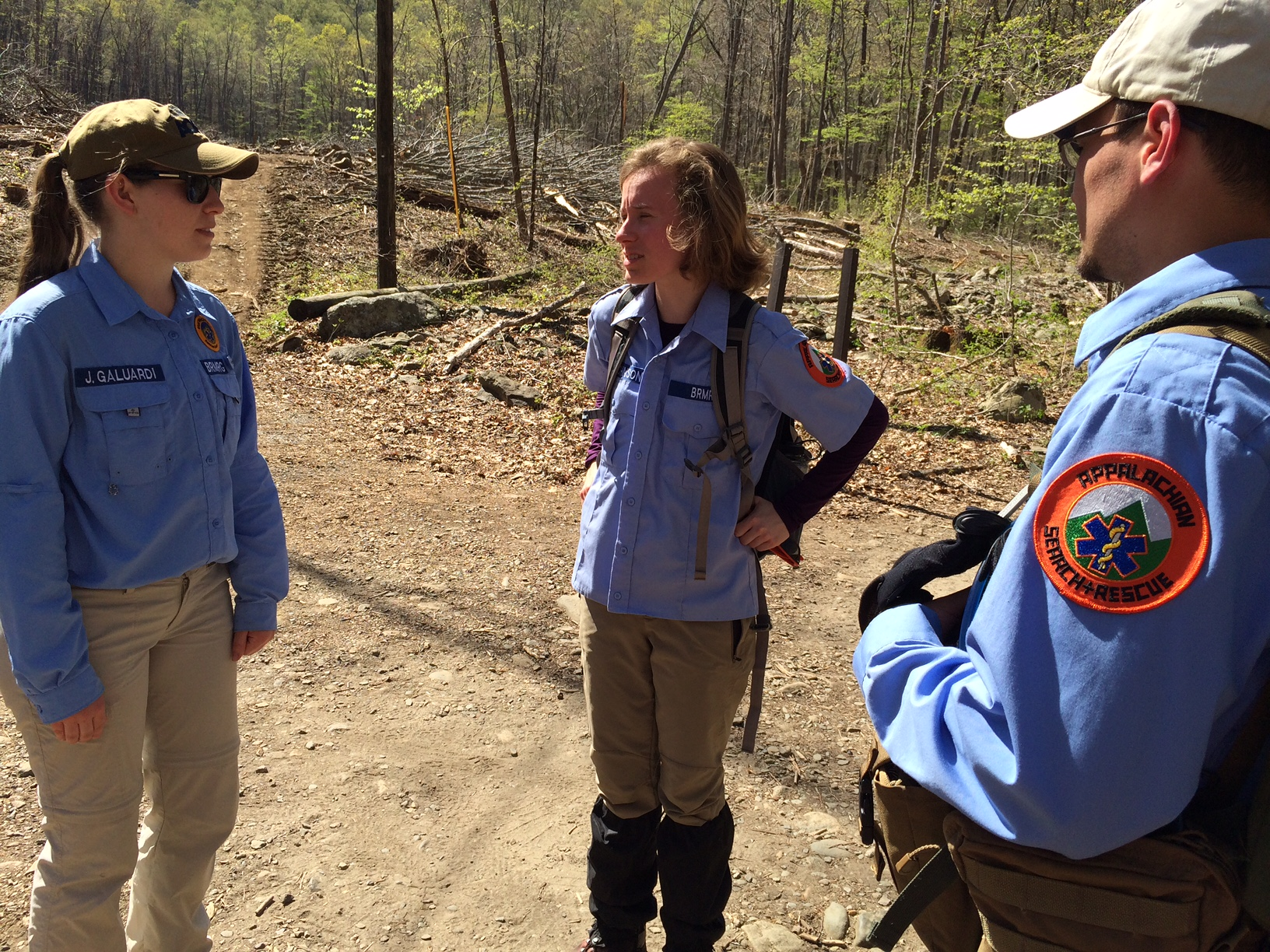 Search focuses near Shenandoah National Park trail for missing Woodbridge woman