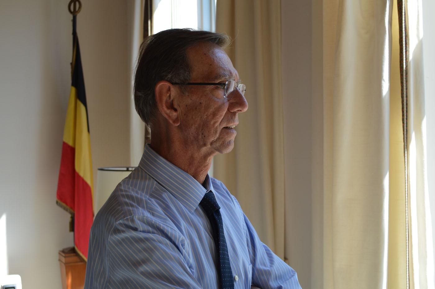 Belgian ambassador pushes back against terrorism blame