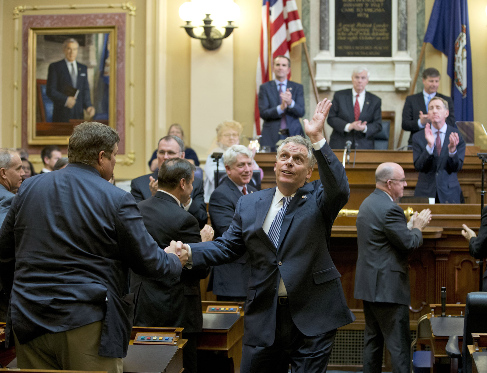 Virginia General Assembly fails to override vetoes