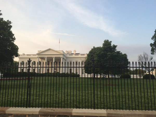 Plans unveiled to make White House fence taller, stronger