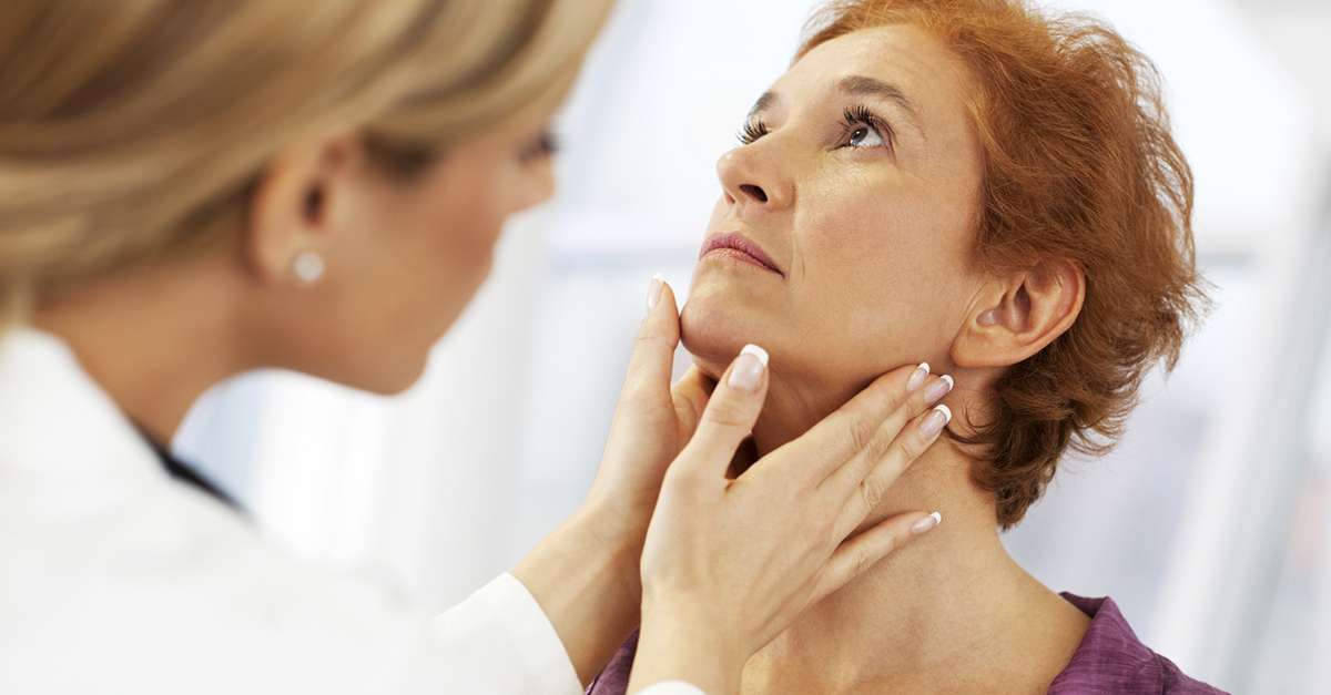 You Could Have Thyroid Cancer and Not Even Know It