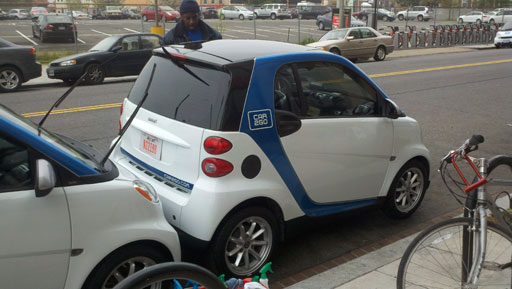 Car2go users can soon drop off Arlington cars in D.C., vice versa