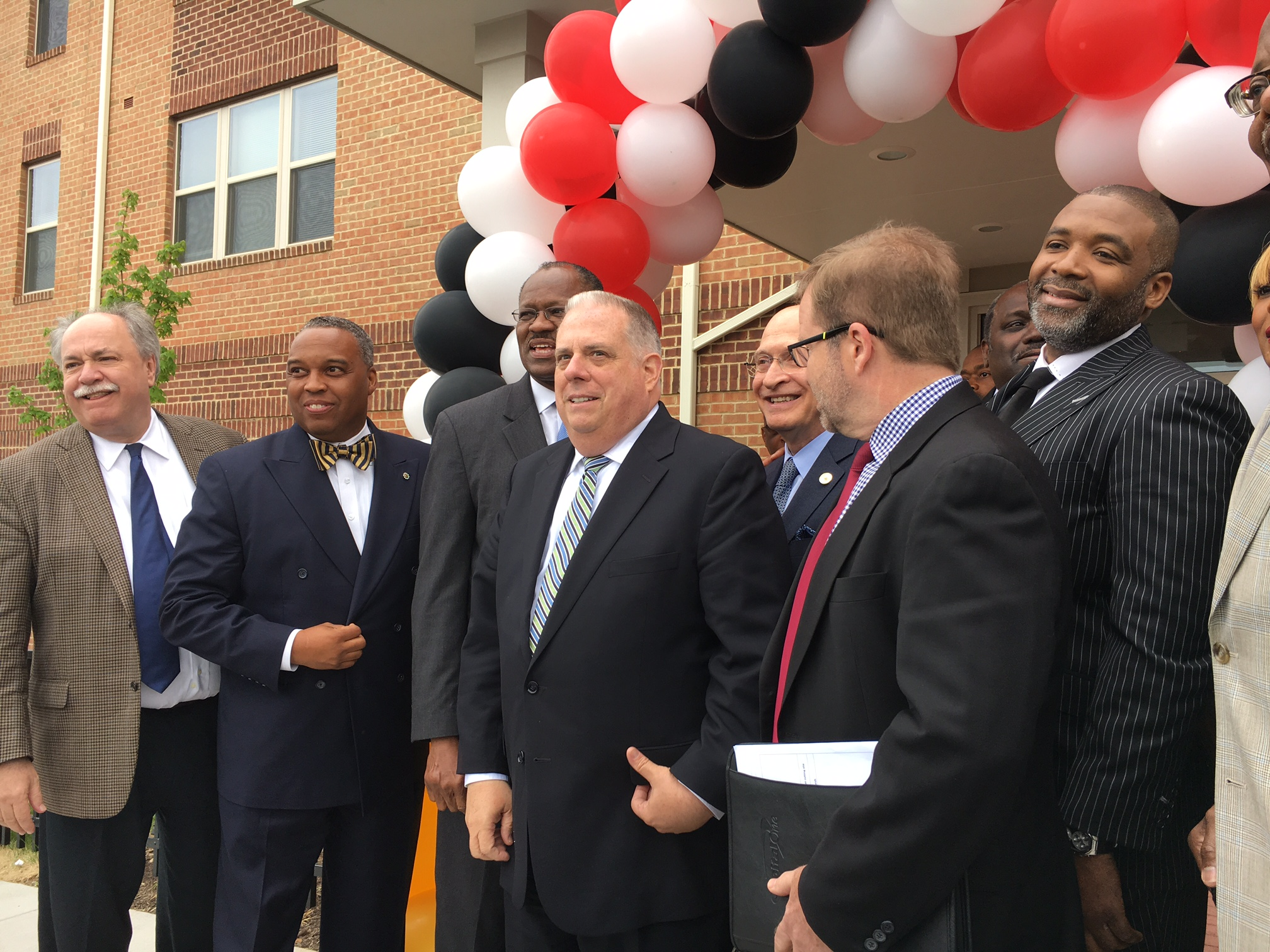 A year later, celebrated Baltimore building reopens after riots