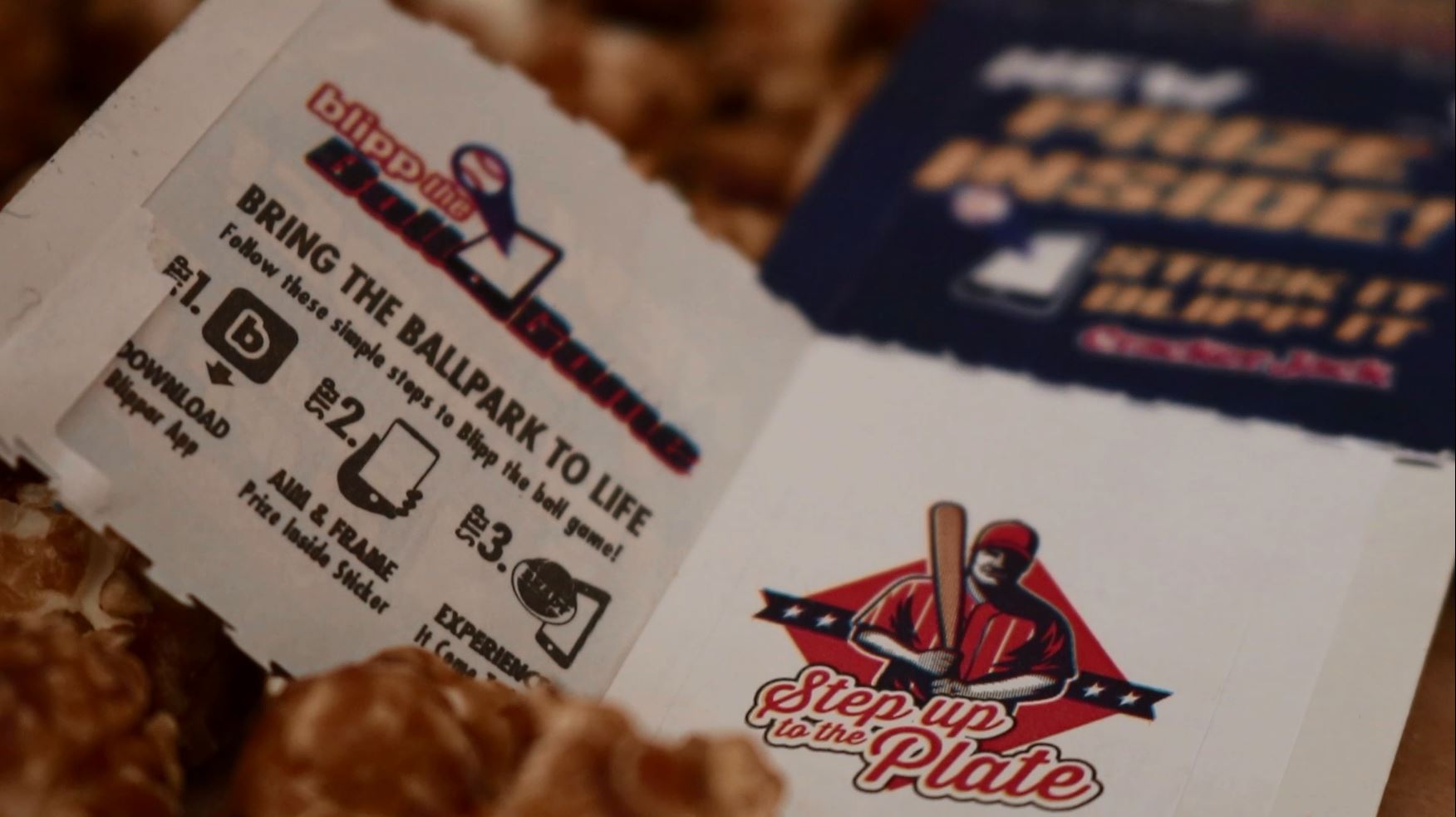 Cracker Jack goes mobile, gets rid of traditional prize