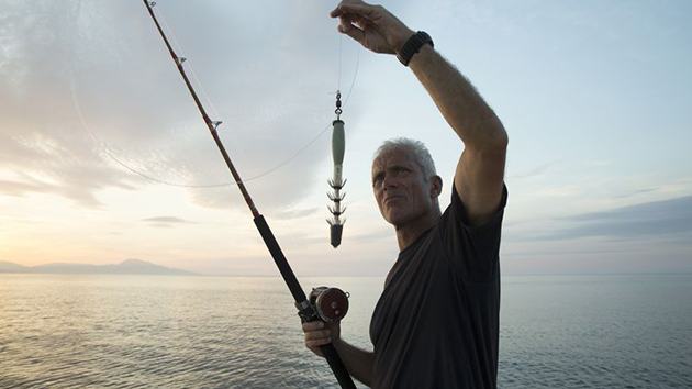 'River Monsters' crew catches real-life castaway