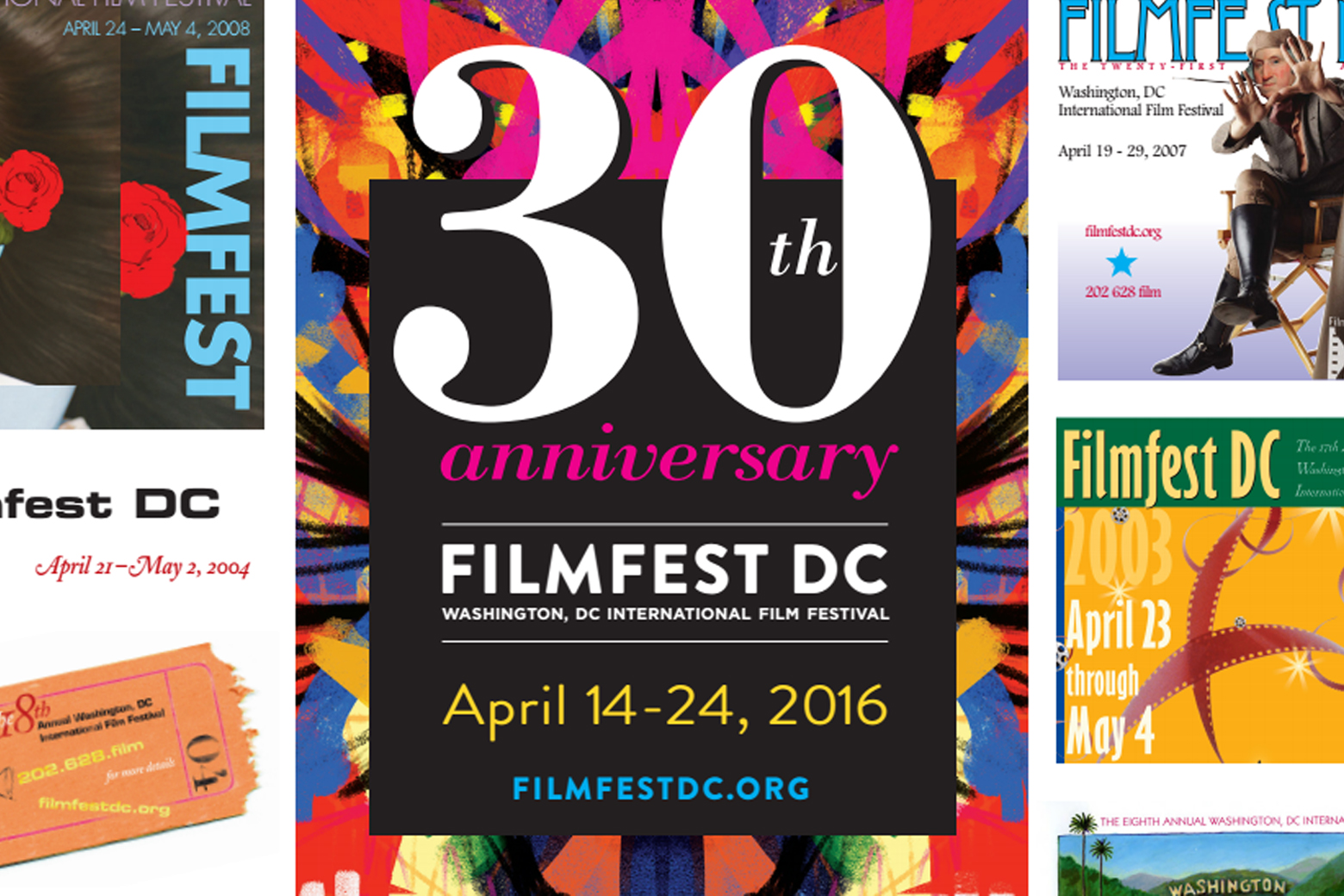 'Arch Campbell & Friends' help celebrate 30 years of Filmfest DC
