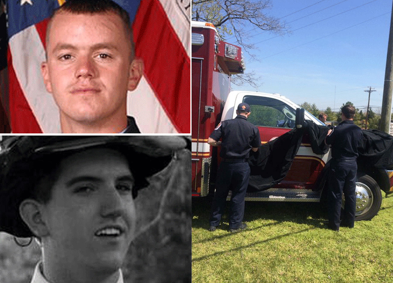Exclusive: Deadly shooting of Md. firefighter on call sheds light on similar incident