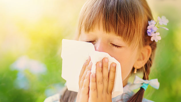 It's time to start your child's back-to-school allergy checklist