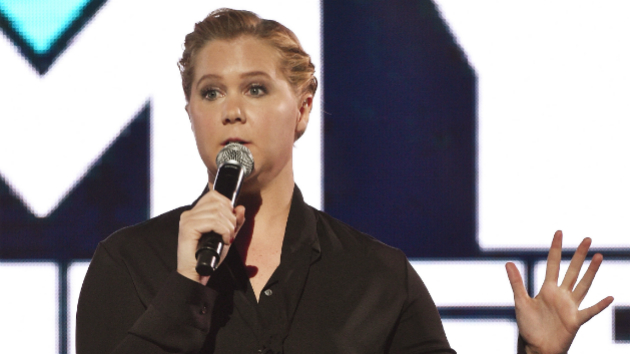 Amy Schumer gets apology from 'Glamour' after she took issue with cover mention