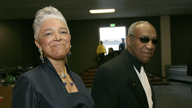 Camille Cosby Deposed for Five Hours, Her Lawyers Say