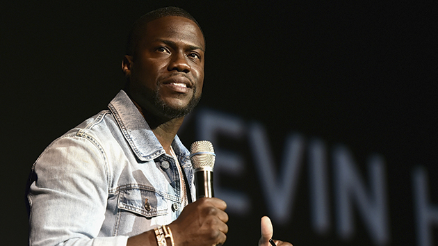 Is Kevin Hart through with stand-up tours?