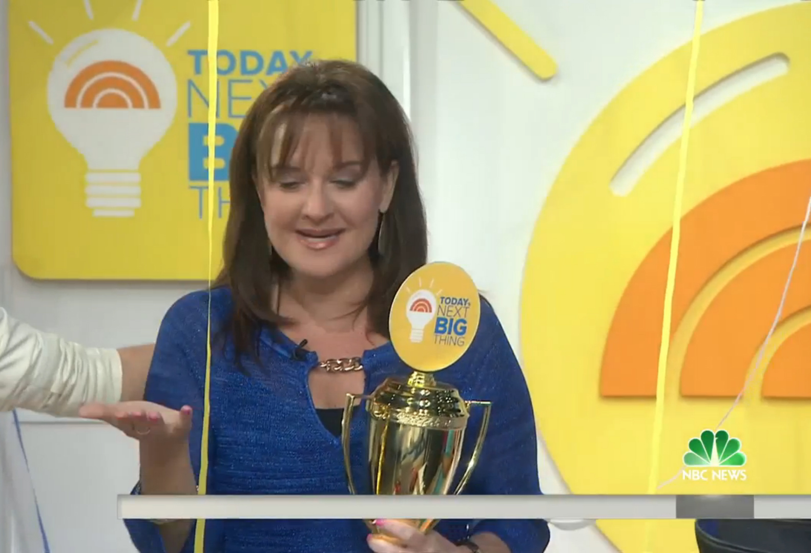 Ashburn mom's invention wins 'Next Big Thing' contest