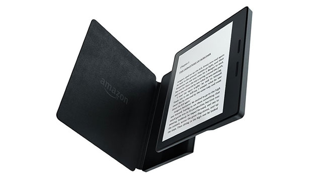 Amazon's Kindle Oasis: Four standout features