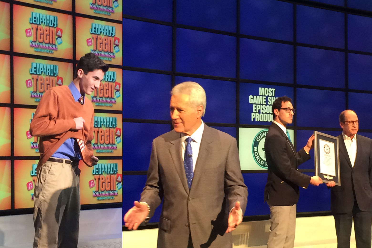 Md. teen gets his shot on 'Teen Jeopardy' in DC