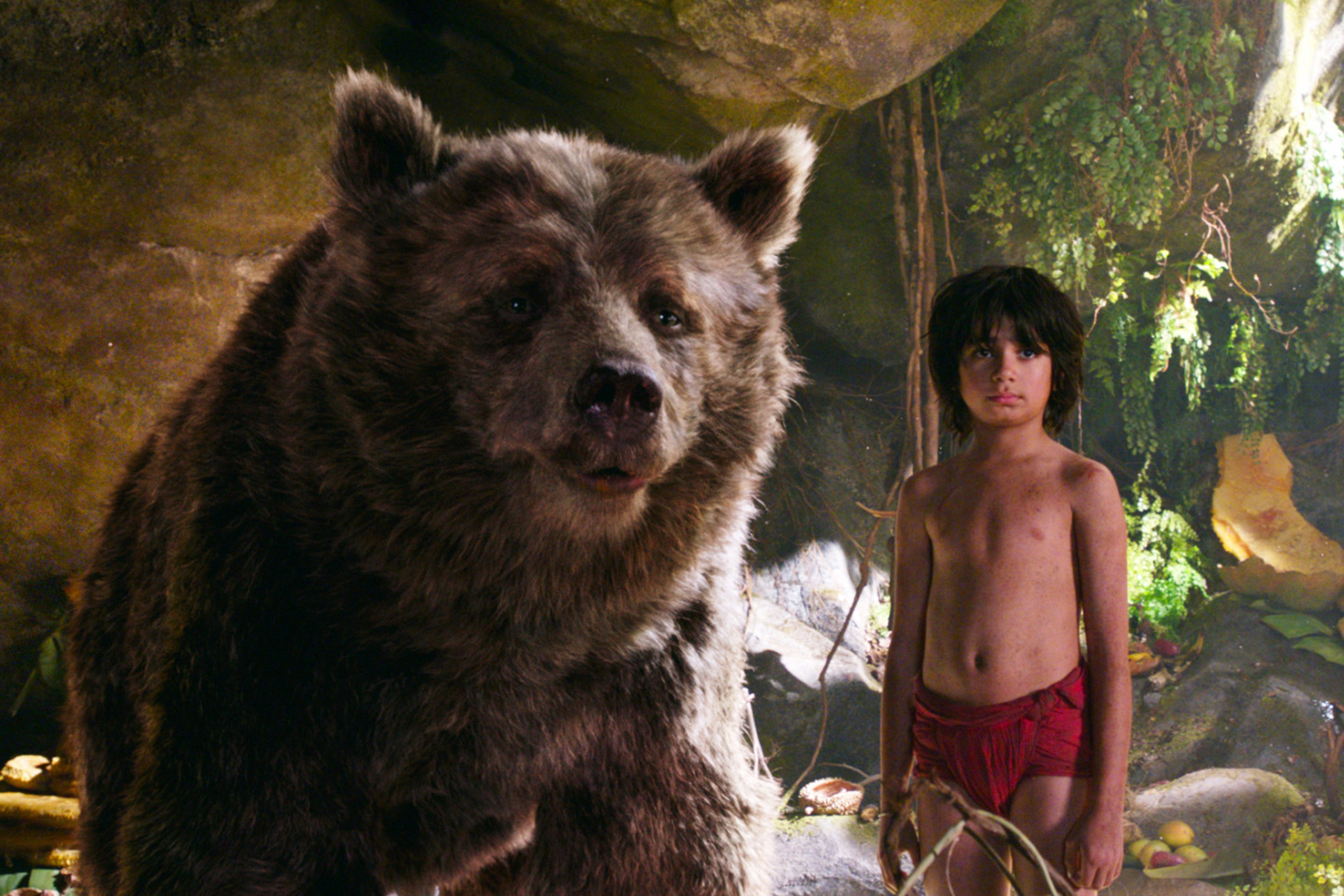 Disney S The Jungle Book Is A Rousing Blend Of Live Action