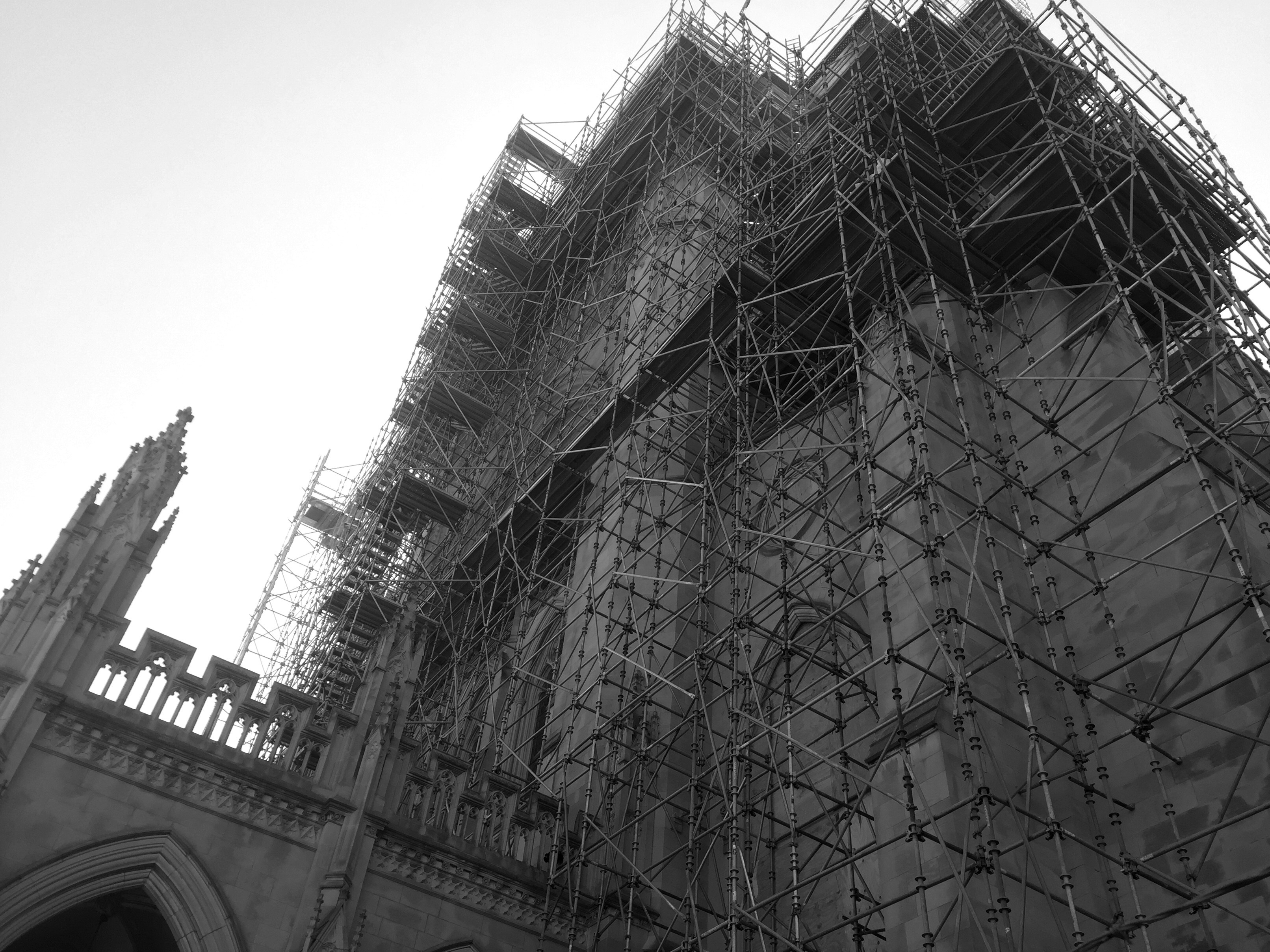Next phase of National Cathedral earthquake restoration to begin