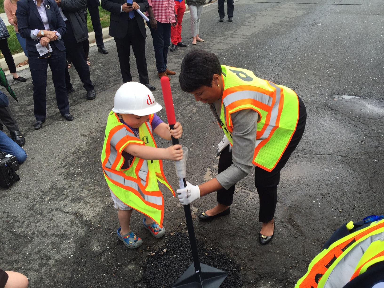 D.C. changes how it tracks, fills potholes this season