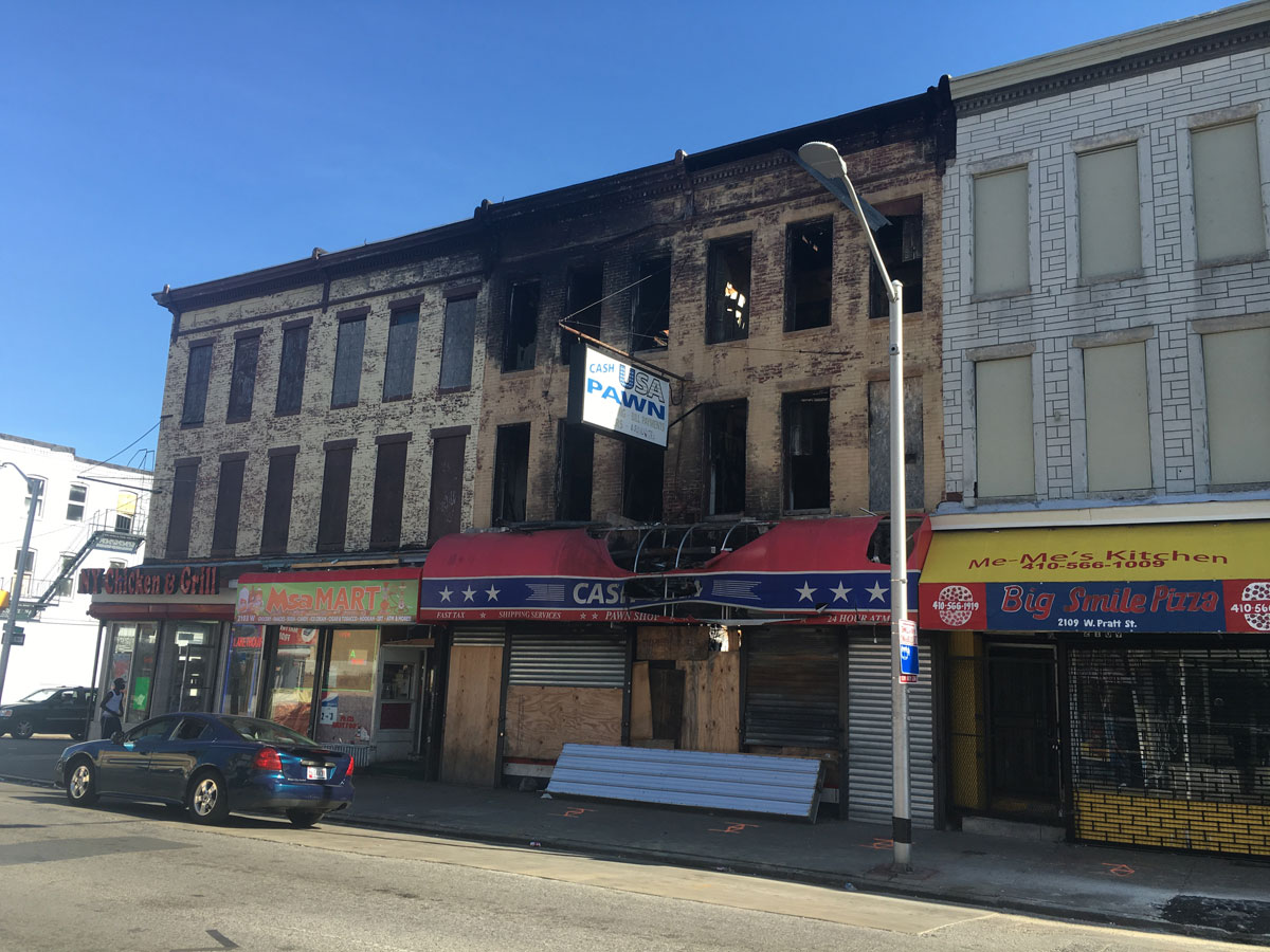 Baltimore revisited: One year after the riots