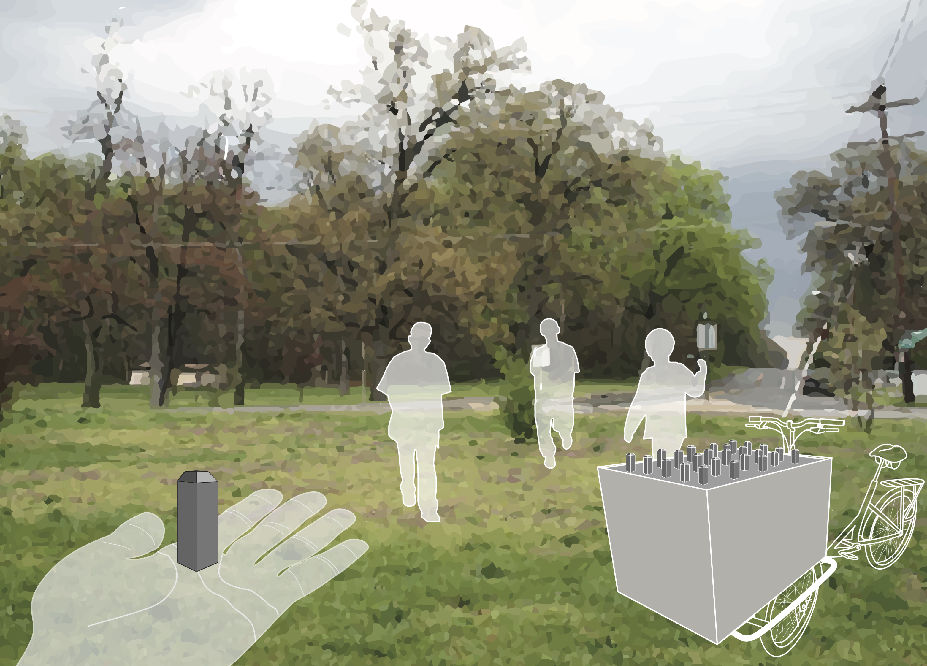 What will the memorials of the future look like?