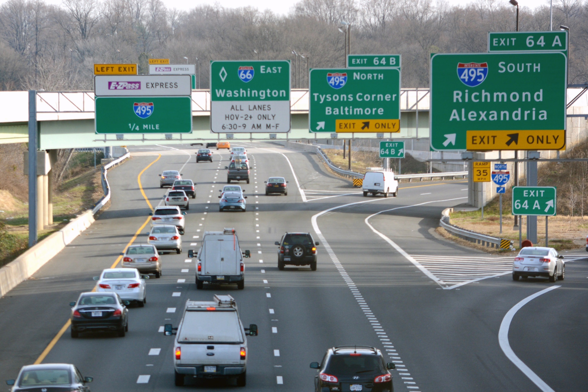 Options to avoid I-66 tolls could get twice as much money as planned