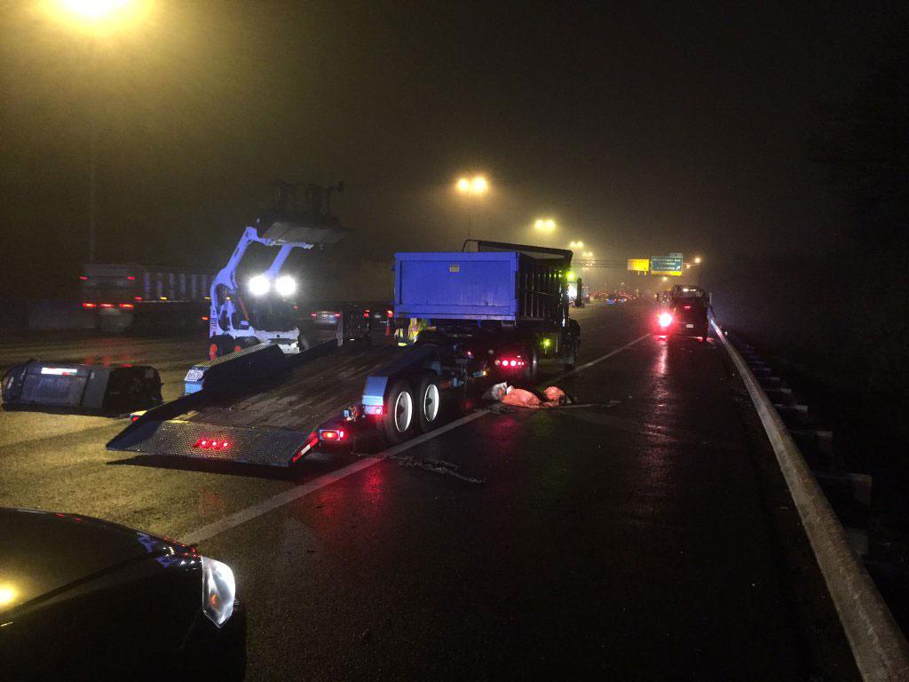 1 dies, 3 injured in wrong-way Beltway crash