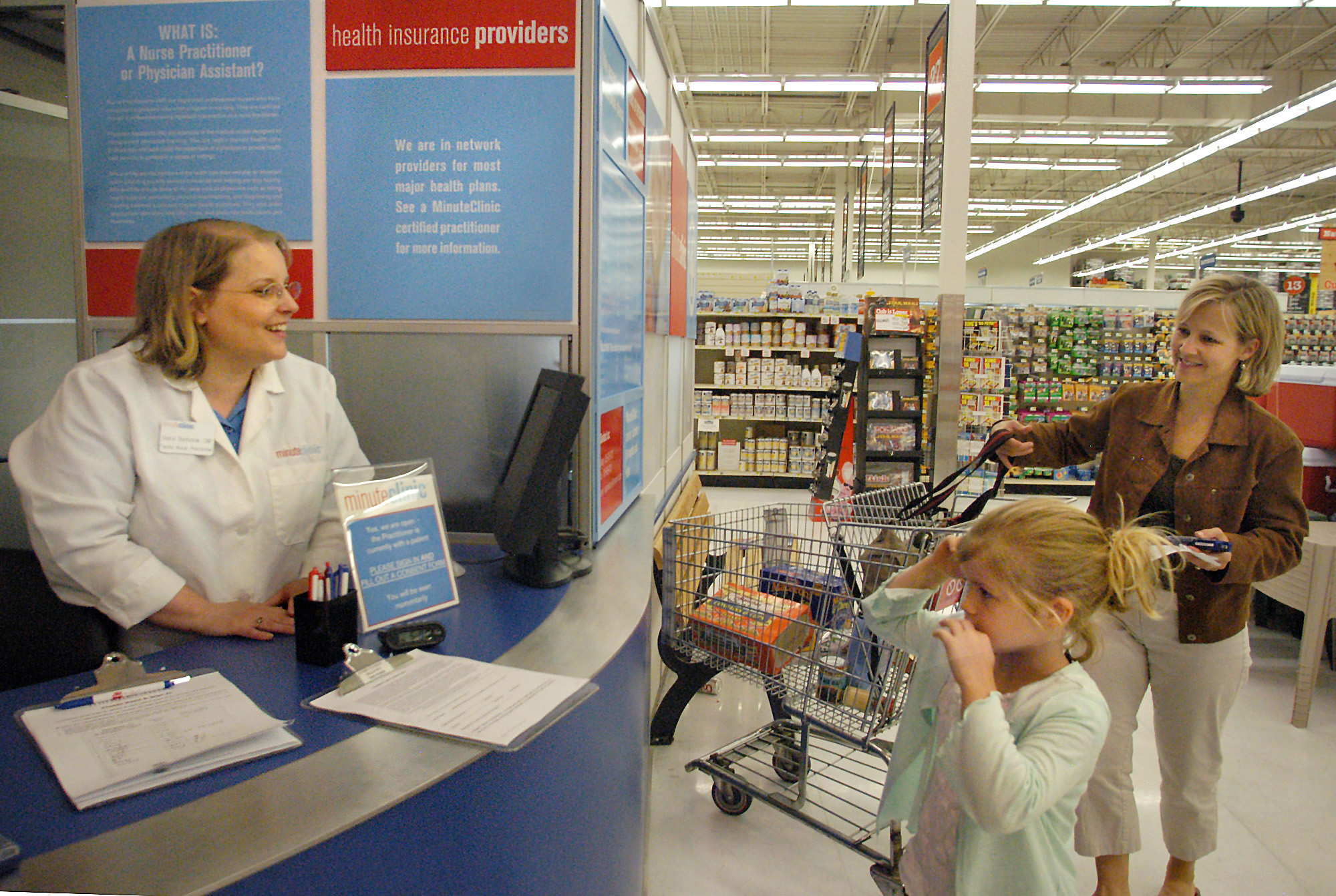 MinuteClinic expands in Northern Va. Target stores