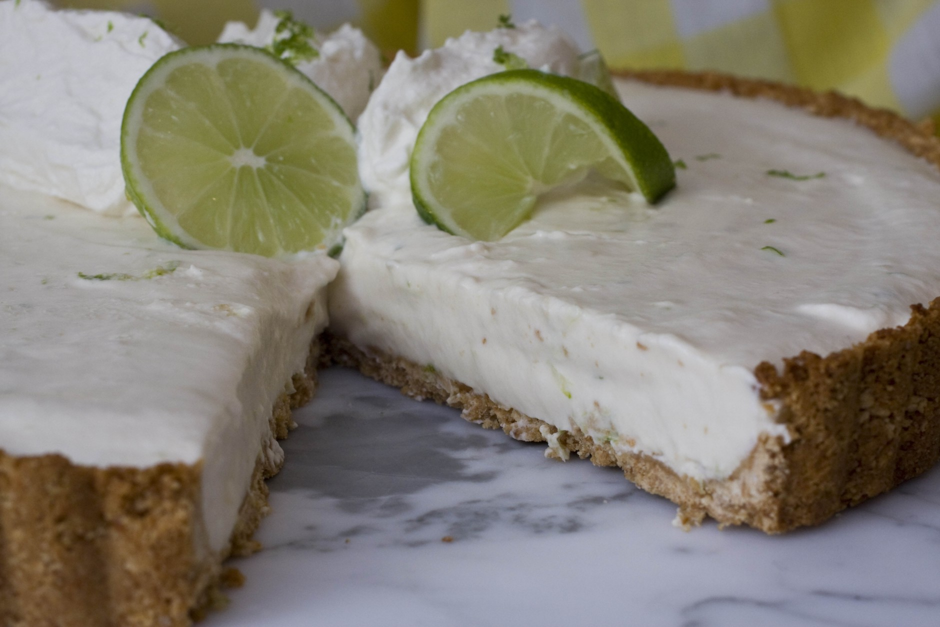 **FOR USE WITH AP LIFESTYLES**  A Frozen Margarita Pie  is seen in this Monday April 6, 2009 photo. Agave syrup, made from a Mexican cactus more known for yielding Tequila, gives this Frozen Margarita Pie its unique, sweet flavor.  (AP Photo/Larry Crowe))
