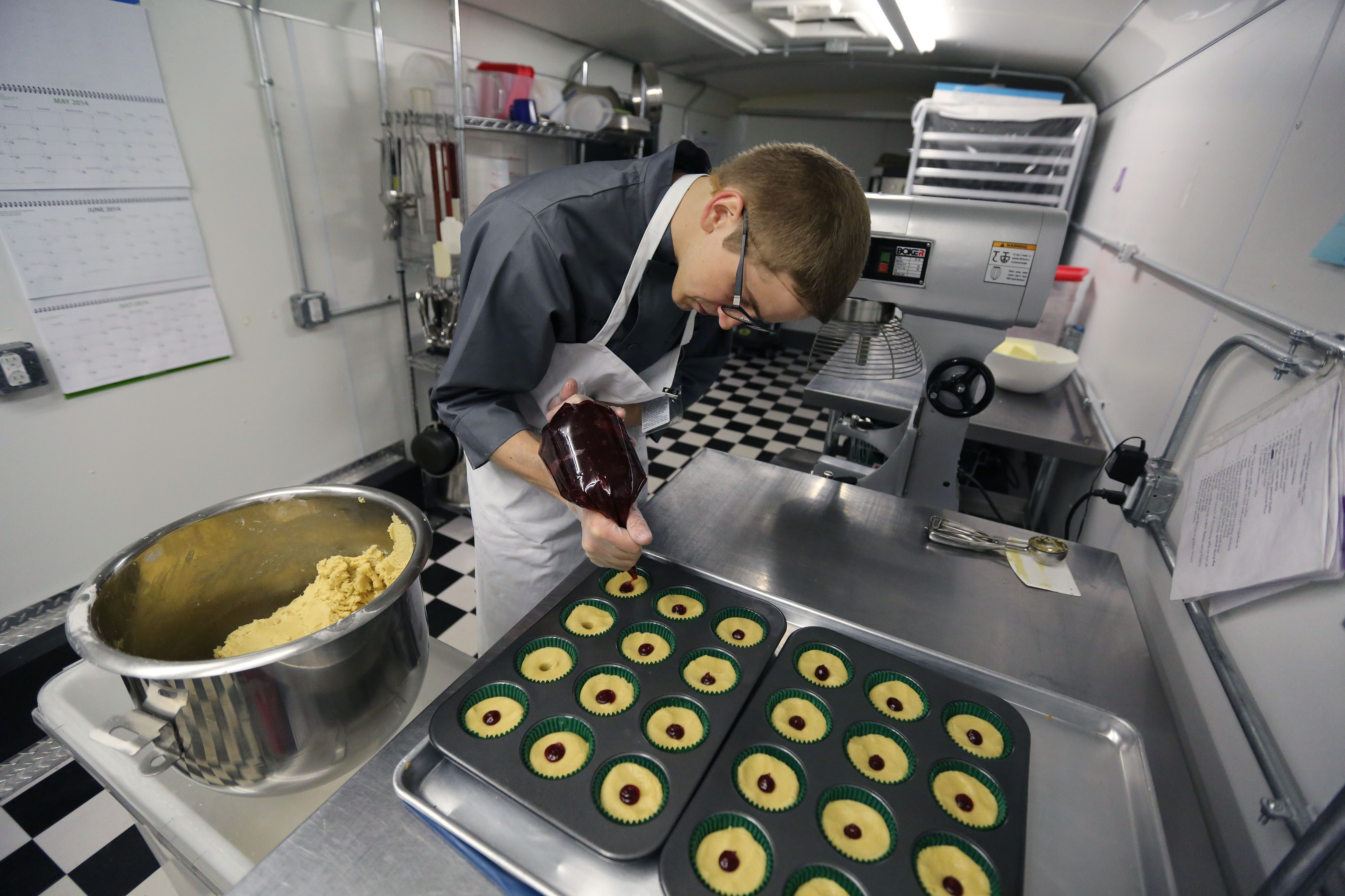 Time to get baking: Marijuana makes a splash in the food industry