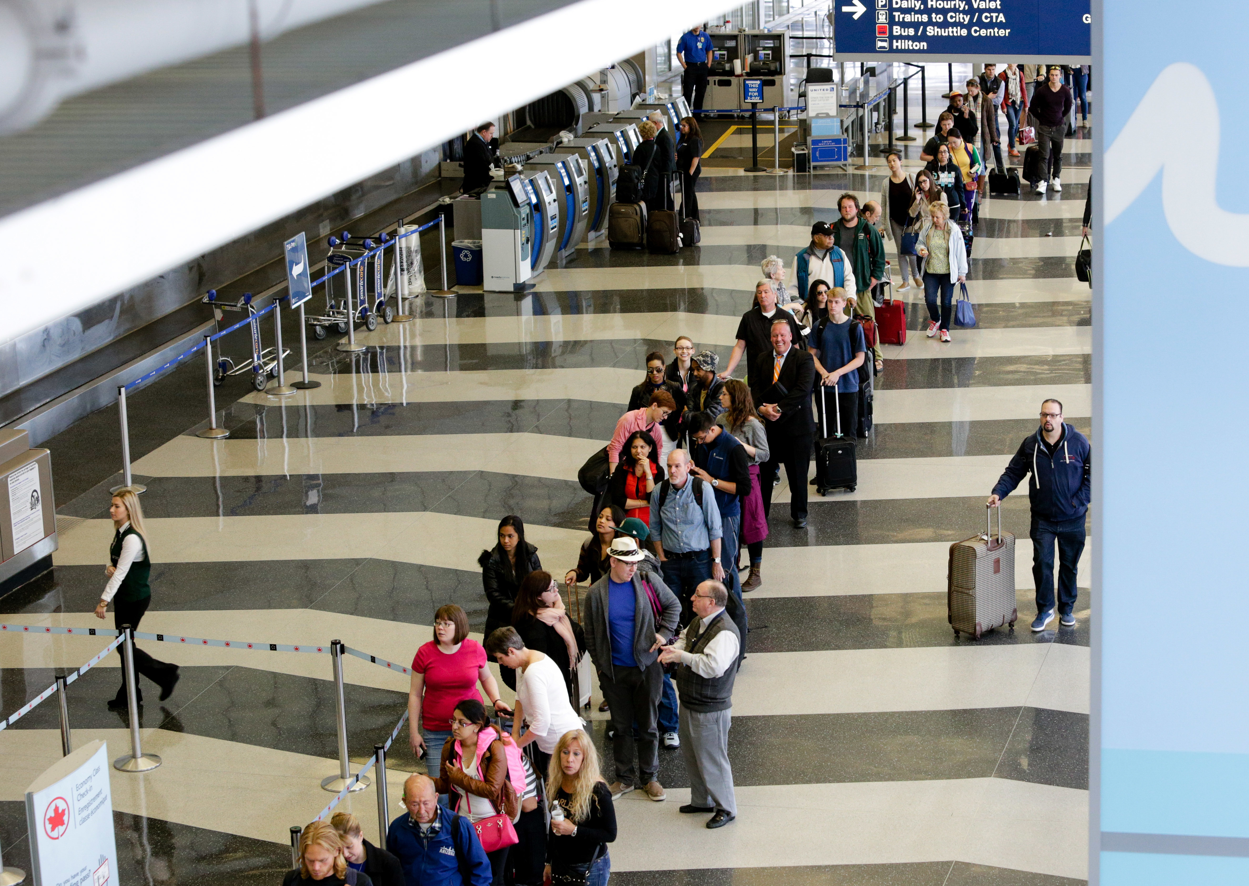 TSA cashing in on forgotten loose change at local airports