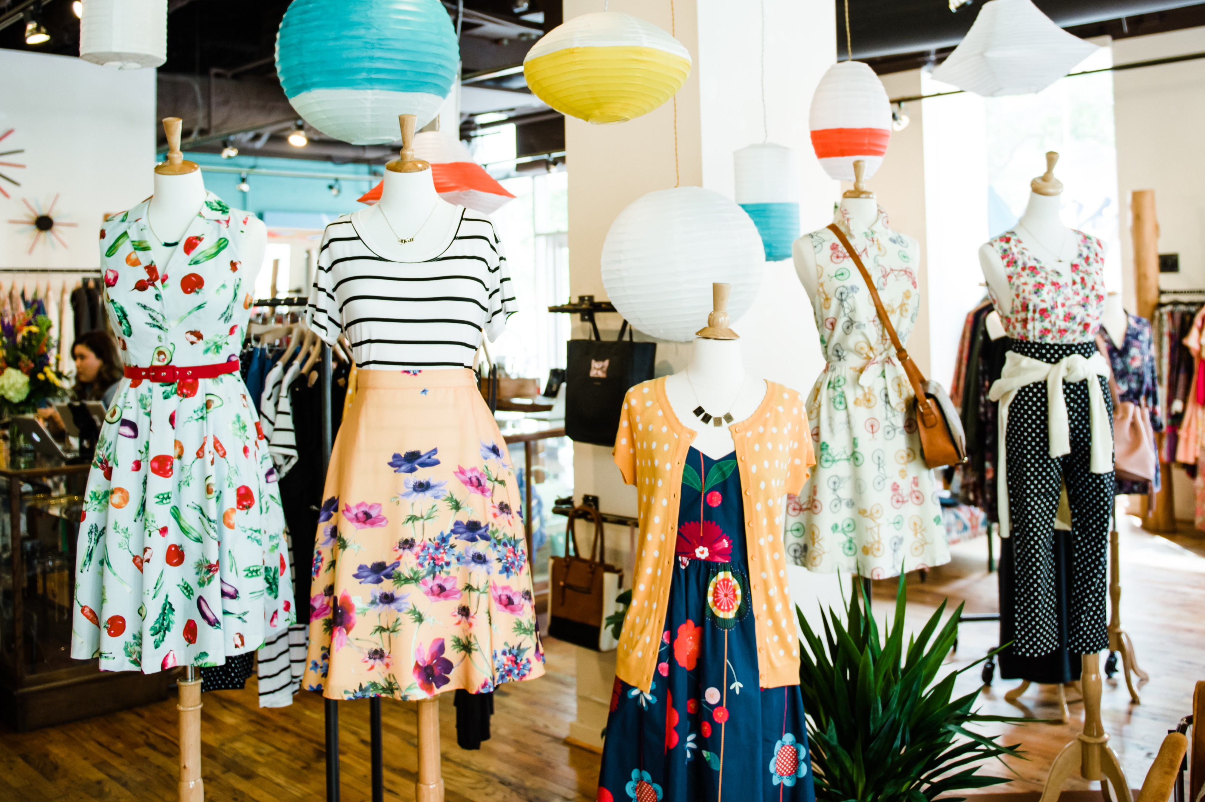 From browser to brick: What to expect from ModCloth's DC shop