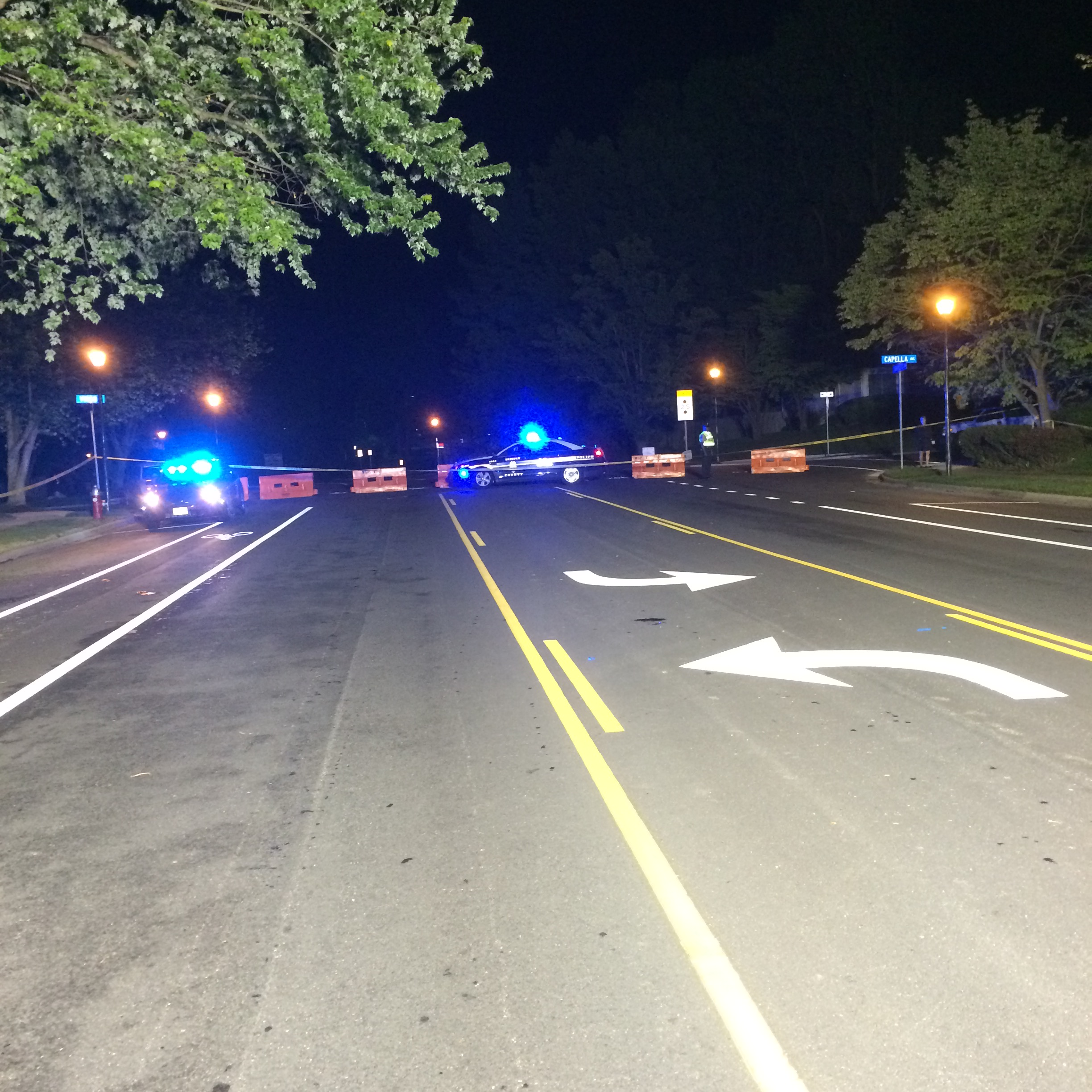 Police: Pedestrian killed in hit-and-run in Fairfax Co.