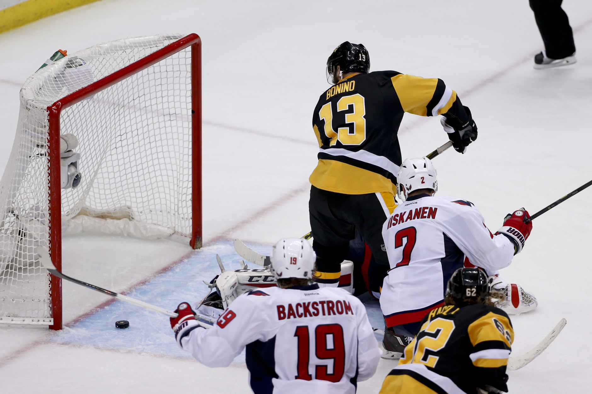 NHL - Playoffs - Washington Capitals   Pittsburgh Penguins 3-4 OT -  Tuesday 128ef7760d4