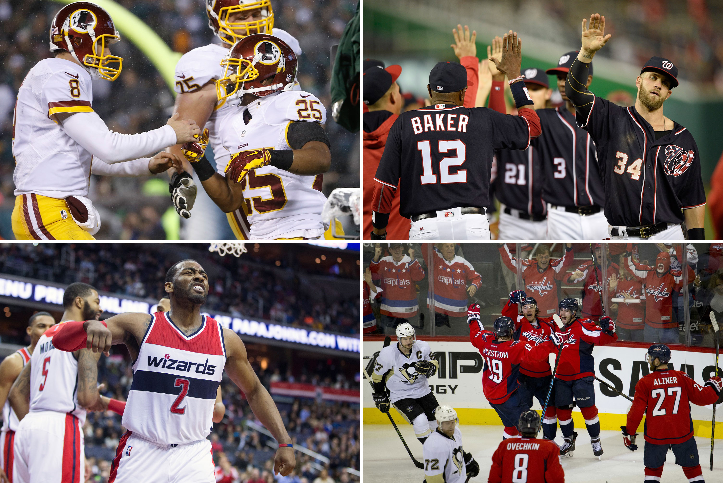 Which D.C. team will be the next to win a championship?