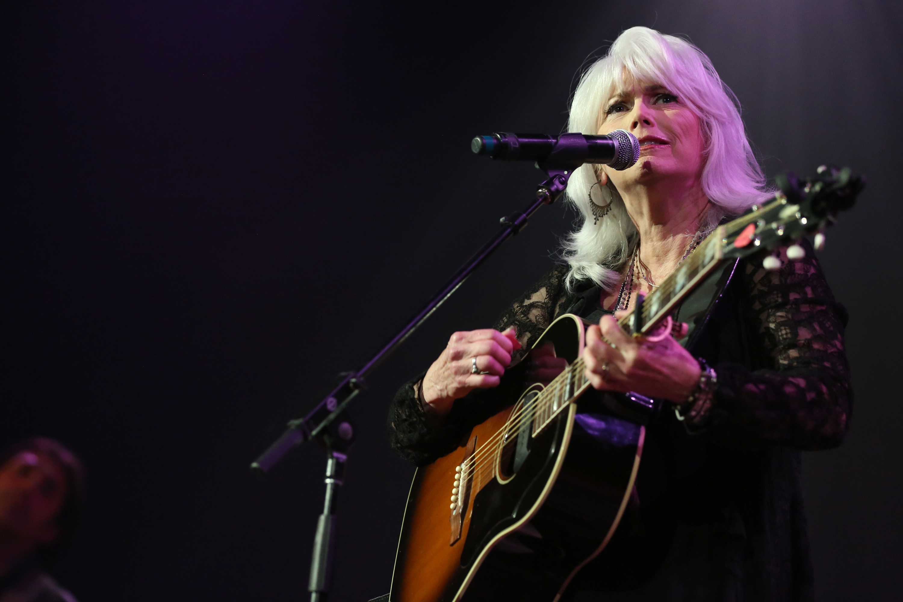 Emmylou Harris headlines Women's Refugee Commission benefit at Capital One Hall